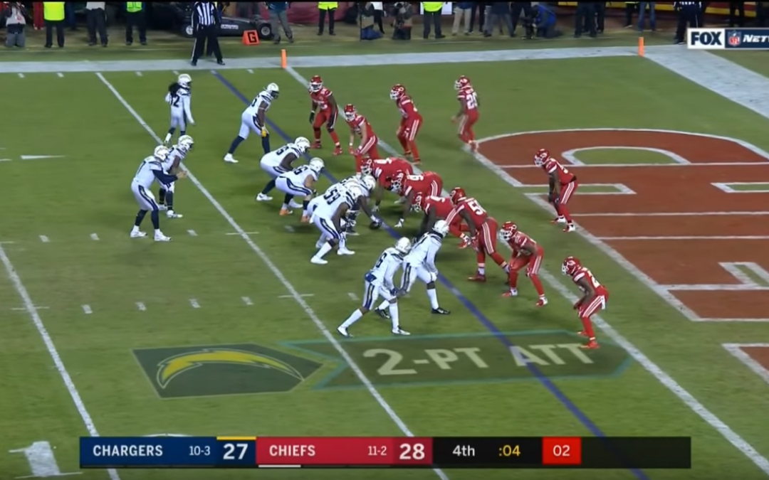 How the Kansas City Chiefs BLEW IT Against the Chargers